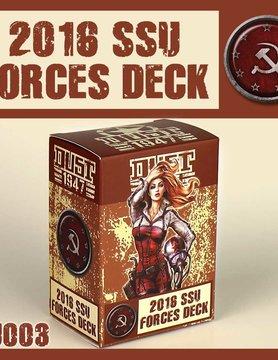 DUST USA DUST DROP-SHIP: Dust 1947 SSU Card Pack