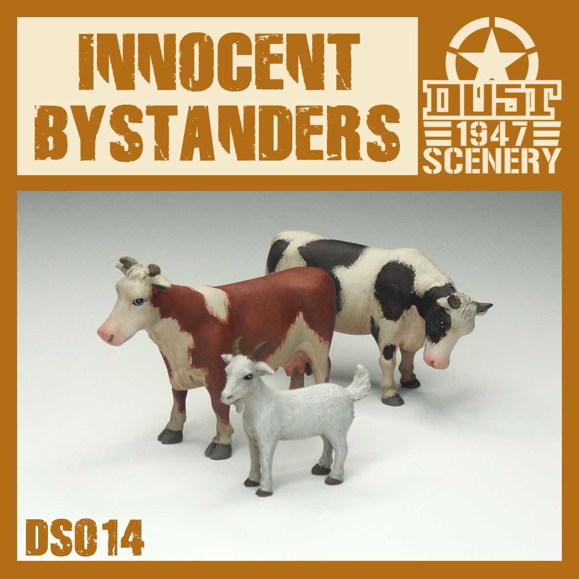 DUST USA DUST DROP-SHIP: Innocent Bystanders