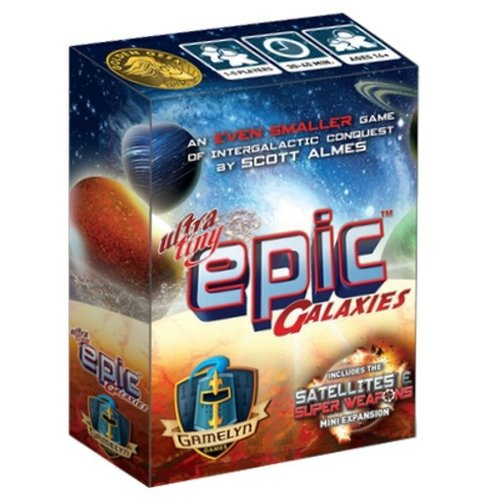 Gamelyn Games ULTRA TINY EPIC GALAXIES