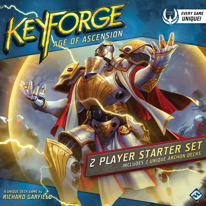 Fantasy Flight Games KEYFORGE AGE OF ASCENSION STARTER