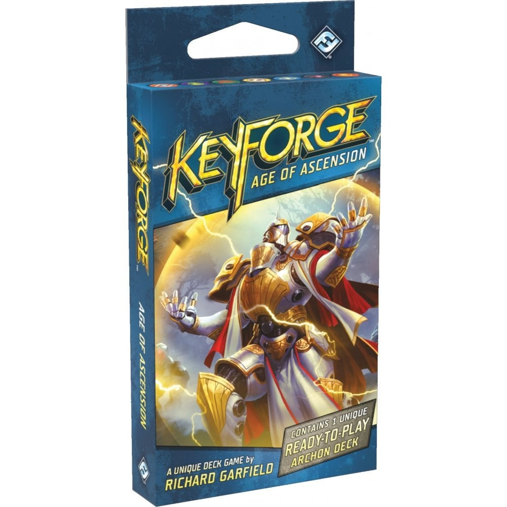 Fantasy Flight Games KEYFORGE AGE OF ASCENSION DECK