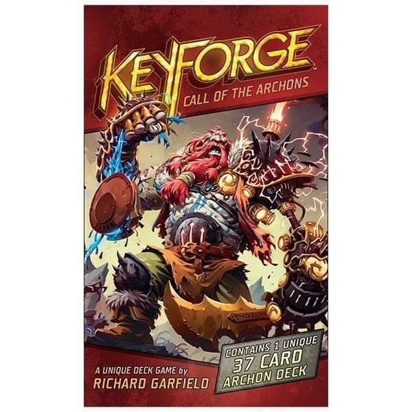 Fantasy Flight Games KEYFORGE ARCHON DECK