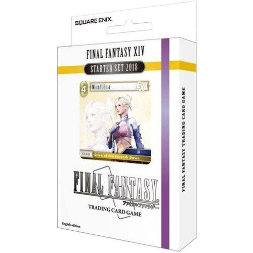 Square Enix FF TCG XIV STARTER