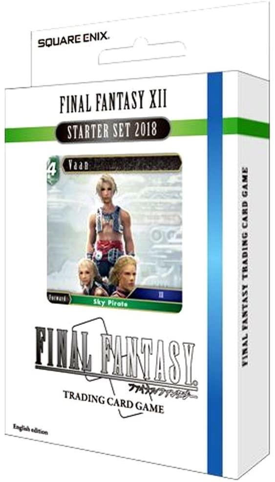 Square Enix FF TCG XII STARTER