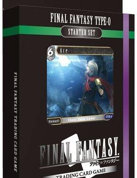 Square Enix FF TCG TYPE0 STARTER