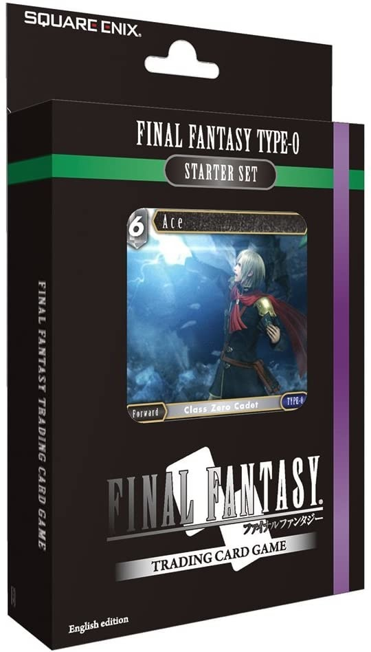 Square Enix FF TCG TYPE0 STARTER
