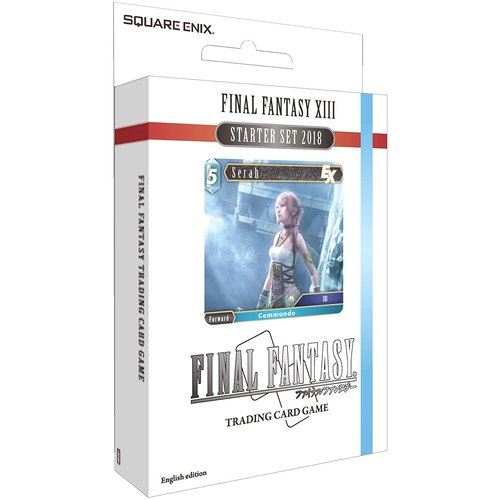 Square Enix FF TCG XIII STARTER
