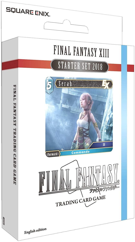 Square Enix FF TCG XIII STARTER
