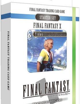 Square Enix FF TCG X STARTER