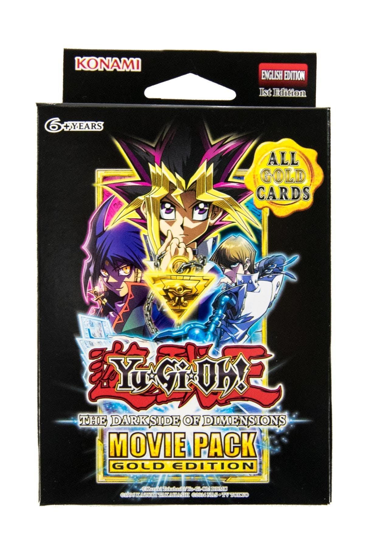 Konami Digital Entertainment YUGIOH: DARK SIDE DIMENSIONS - MOVIE SPECIAL EDITION