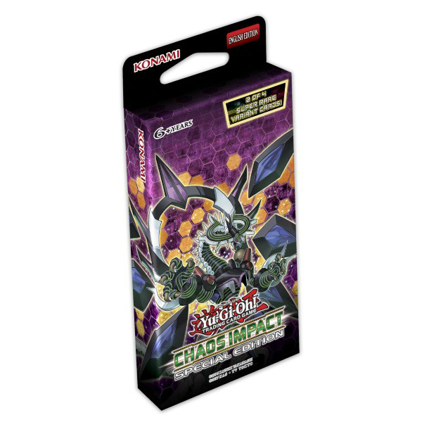 Konami Digital Entertainment YUGIOH: CHAOS IMPACT - SPECIAL EDITION
