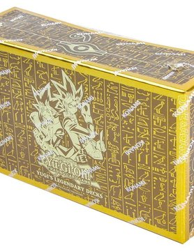 Konami Digital Entertainment YUGIOH: YUGI'S LEGENDARY DECK