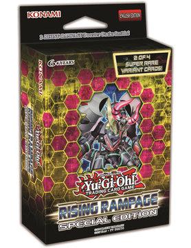 Konami Digital Entertainment YUGIOH: RISING RAMPAGE - SPECIAL EDITION