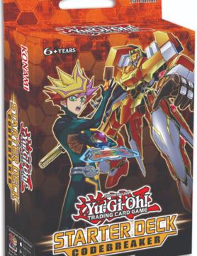 Konami Digital Entertainment YUGIOH: CODEBREAKER - STARTER DECK