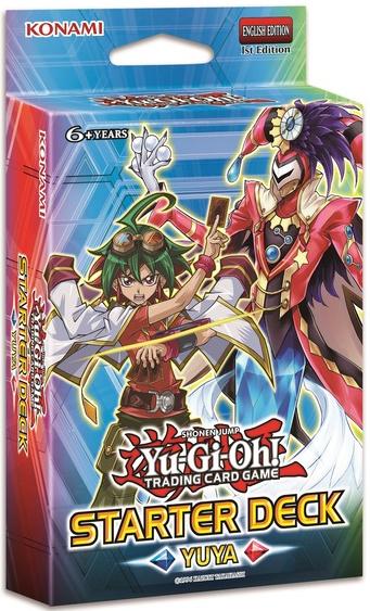 Konami Digital Entertainment YUGIOH: YUYA - STARTER DECK