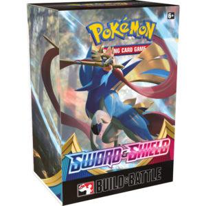 Pokemon USA POKEMON: SWORD & SHIELD - BUILD & BATTLE