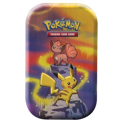 Pokemon USA POKEMON: KANTO POWER MINI TIN