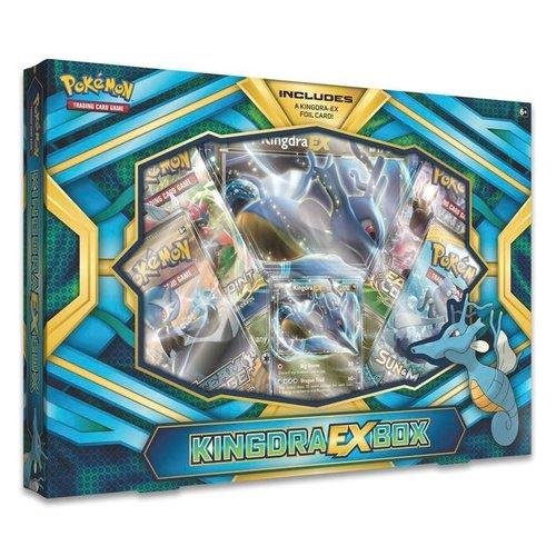 Pokemon USA POKEMON KINGDRA-EX BOX