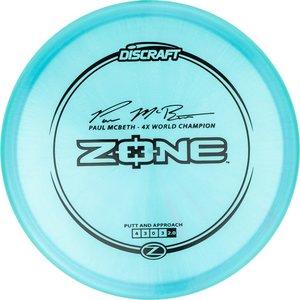 Discraft ZONE Z PAUL MCBETH 173g-174g