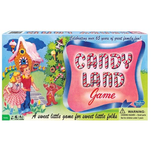 WINNING MOVES CANDY LAND CLASSIC