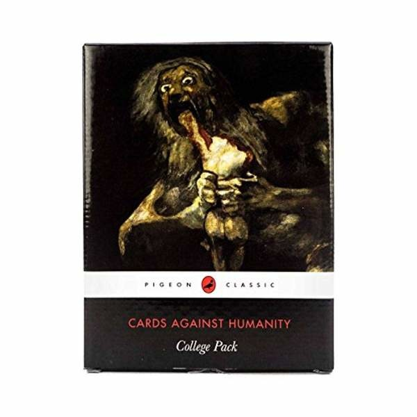 Cards Against Humanity CARDS AGAINST HUMANITY: COLLEGE PACK