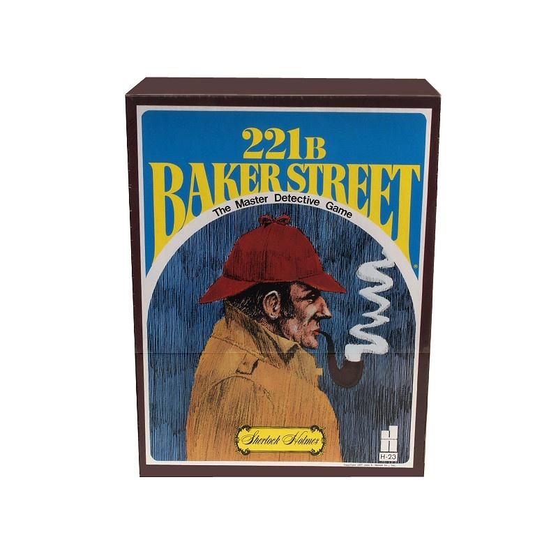 JOHN HANSEN COMPANY BAKER STREET MYSTERY GAME