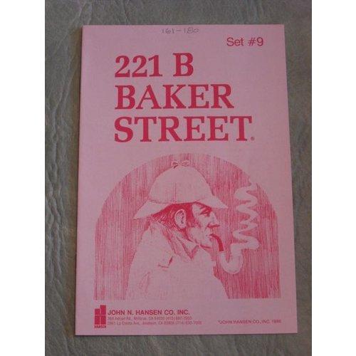 JOHN HANSEN COMPANY BAKER ST SUPPLEMENT #9