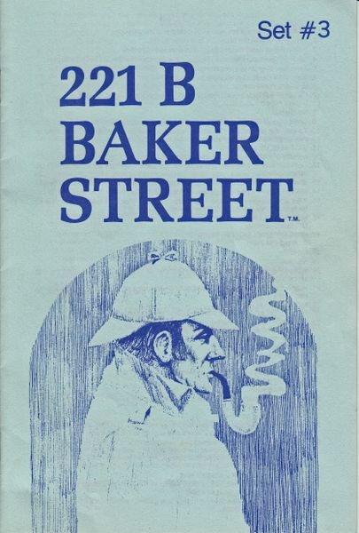 JOHN HANSEN COMPANY BAKER ST SUPPLEMENT #3
