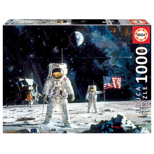 Educa ED1000 MCCALL - FIRST MEN ON THE MOON