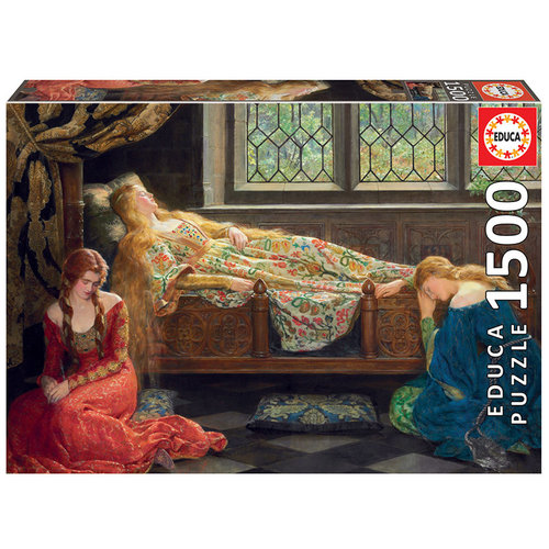 Educa ED1500 COLLIER - THE SLEEPING BEAUTY