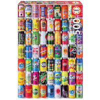 ED500 SOFT CANS