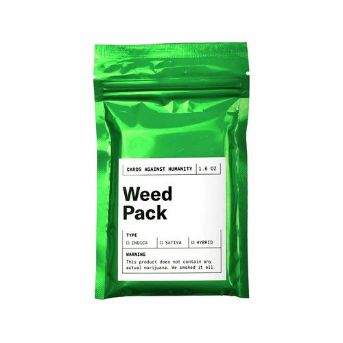 Cards Against Humanity CARDS AGAINST HUMANITY: WEED PACK