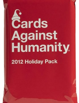 Cards Against Humanity CARDS AGAINST HUMANITY:  HOLIDAY 2012 PACK