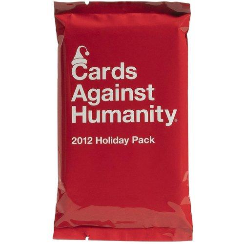 Cards Against Humanity CARDS AGAINST HUMANITY:  HOLIDAY 2012 PACK