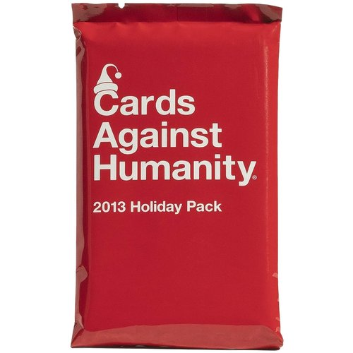 Cards Against Humanity CARDS AGAINST HUMANITY:  HOLIDAY 2013 PACK