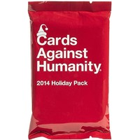 CARDS AGAINST HUMANITY:  HOLIDAY 2014 PACK