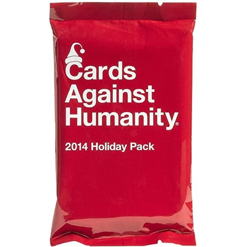 Cards Against Humanity CARDS AGAINST HUMANITY:  HOLIDAY 2014 PACK