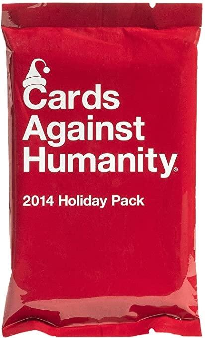 Cards Against Humanity CARDS AGAINST HUMANITY:  HOLIDAY 2014 PACK