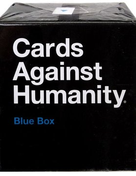 BLACKBOX (CAH) CARDS AGAINST HUMANITY: BLUE BOX