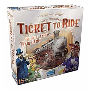 Days of Wonder TICKET TO RIDE 15 ANNIVERSARY