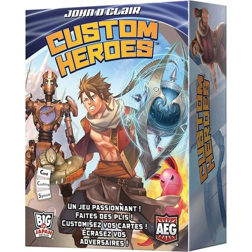 Alderac Entertainment Group CUSTOM HEROES