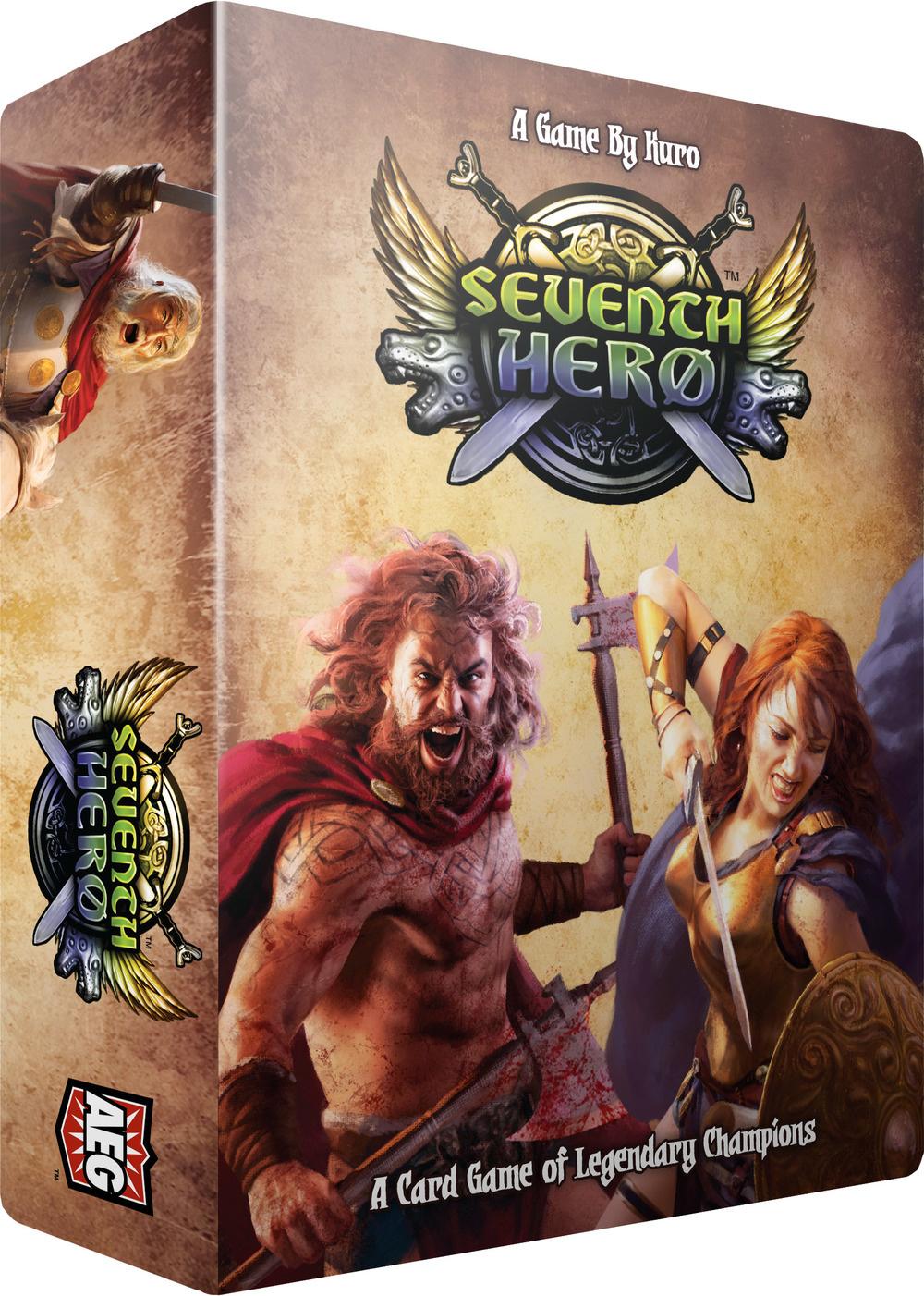 Alderac Entertainment Group SEVENTH HERO