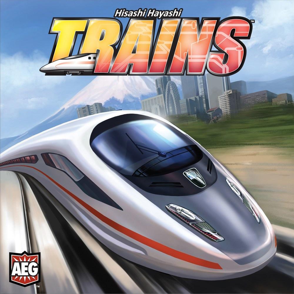 Alderac Entertainment Group TRAINS