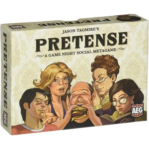 Alderac Entertainment Group PRETENSE