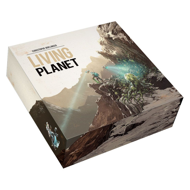 Asmodee LIVING PLANET