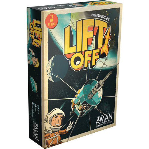 Asmodee LIFT OFF
