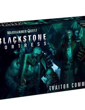 Games Workshop WH QUEST: TRAITOR COMMAND