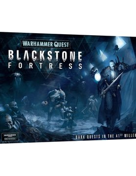Games Workshop WH QUEST: BLACKSTONE FORTRESS