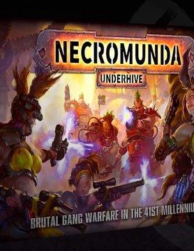 Games Workshop NECROMUNDA: UNDERHIVE