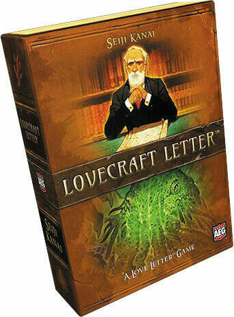 Asmodee LOVECRAFT LETTER